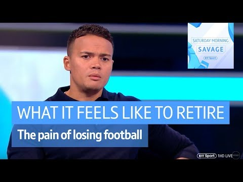 Honest and emotional discussion | When footballers retire