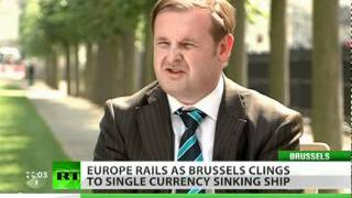 EU leaders have gathered in Brussels for an emergency summit, on how to come up with the cash promised for a second bailout to Greece. The heads of state are...
