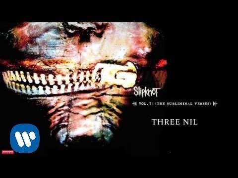 Tekst piosenki Slipknot - Three nil po polsku