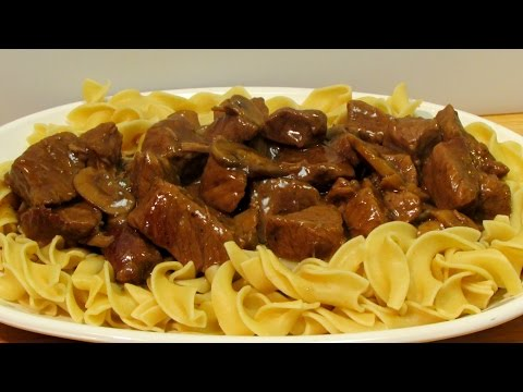 Beef And Noodles Recipe - How To Make Beef And Noodles