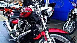 7. YAMAHA RAIDER S-MODEL MOTORCYCLE