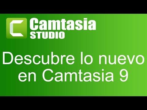 01. Descubriendo el NUEVO Techsmith Camtasia Studio 9