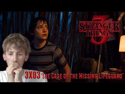 Stranger Things Season 3 Episode 3 - 'The Case of the Missing Lifeguard' Reaction