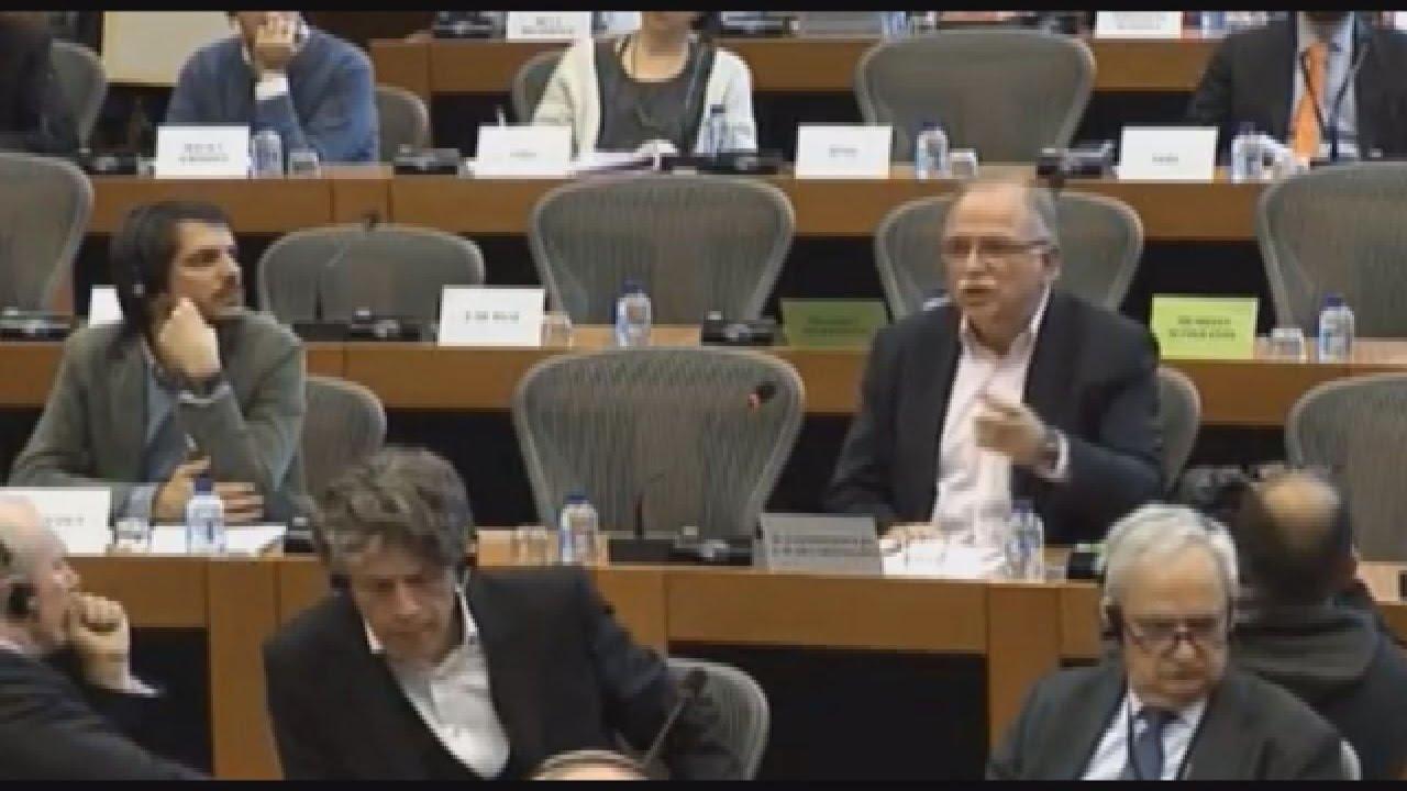 «Υποστηρίζω την επαναφορά των συλλογικών διαπραγματεύσεων στην Ελλάδα»