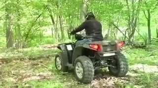 9. Full Size Polaris ATV Safety Measures wile Riding ATV