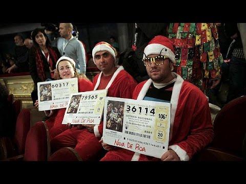 Ισπανία: Ο «χονδρός» μοιράζει δισεκατομμύρια