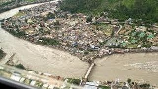 Kedarnath India  city photos : Uttarkand Flood 2013 Video Scenes