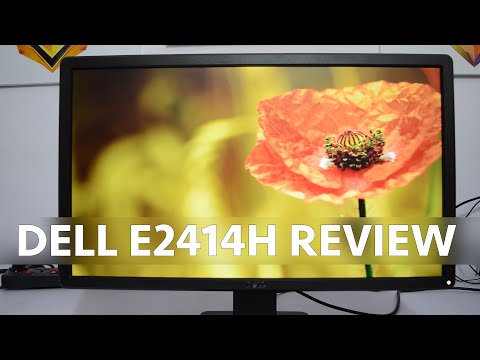 Dell E2414H Review - Most Affordable 24