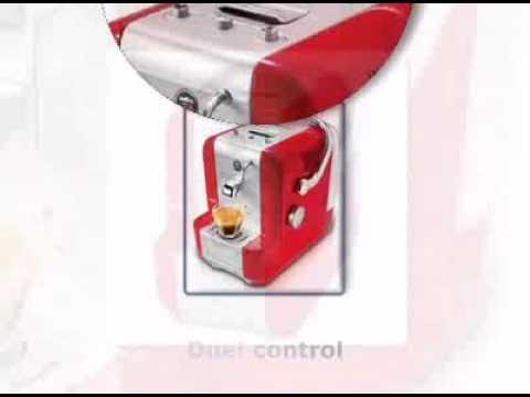 Gaggia Lavazza A Modo Mio Premium Espresso Machine