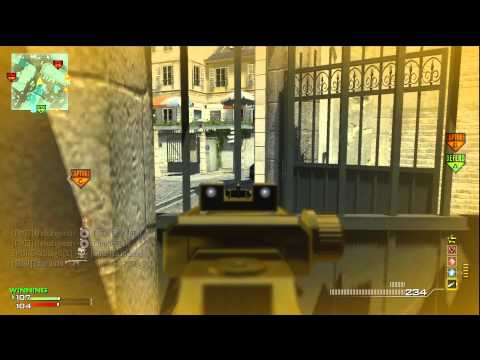 MW3: 110-14 Triple MOAB Again! Video