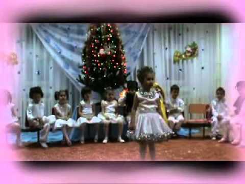 Gradiniţa Crai Nou Bacău - grupa mare - Serbarea de Crăciun