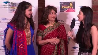 Divya Sharma talks to Megha Joshi on the FTV Red Carpet