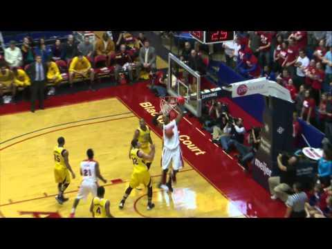 Archie Miller 2014 Men's Basketball Media Day