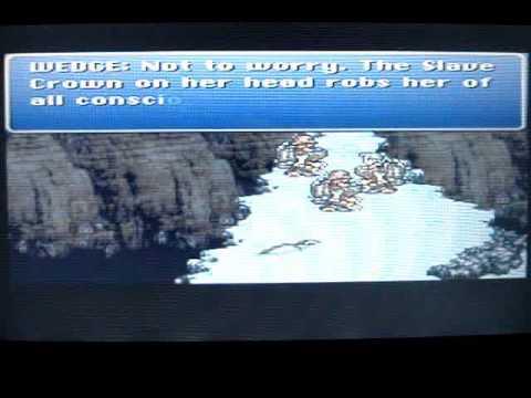 Final Fantasy VI PSP