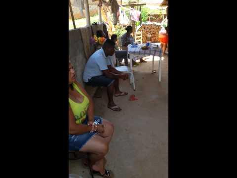 Almoço com os parentes em CARVALHOPOLIS-MG
