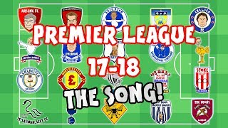 Download Lagu 🎵PREMIER LEAGUE SONG - 2017/2018🎵 Mp3
