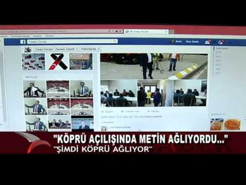 METİN'E FACE'DEN YÜKLENDİ