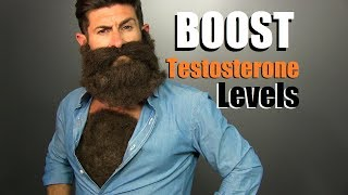 Video 7 Ways To BOOST Your Testosterone Levels NATURALLY! (Build Muscle, Increase Energy & Feel Amazing) MP3, 3GP, MP4, WEBM, AVI, FLV September 2018