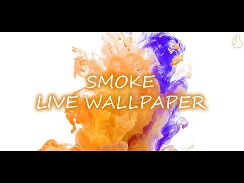 Video of Smoke Live Wallpaper