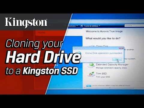 How to clone your hard drive to a Kingston SSD for Desktop and Notebook PCs - Kingston Technology