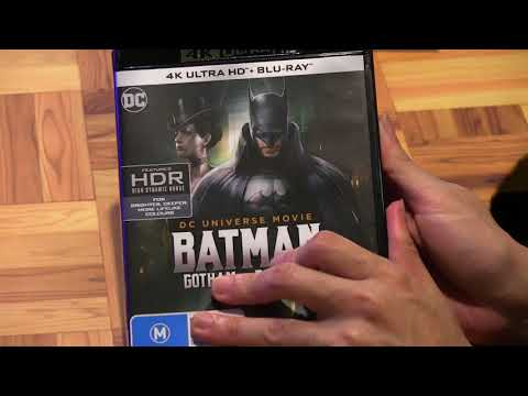 Batman Gotham By Gaslight Blu Ray