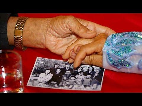 Επανενώνονται οικογένειες μετά από 60 χρόνια στην Κορεατική Χερσόνησο