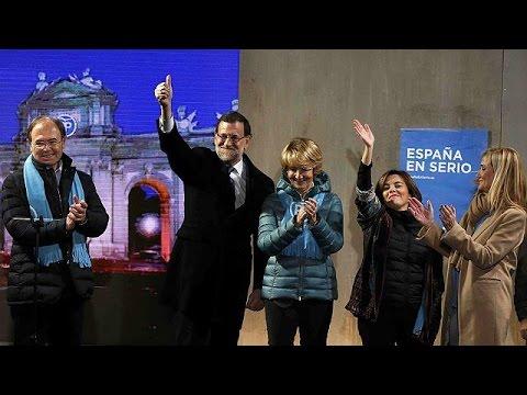 """Ισπανία: Ξεκινάει επίσημα η προεκλογική περίοδος – Νίκη Ραχόι """"βλέπουν"""" οι δημοσκοπήσεις"""