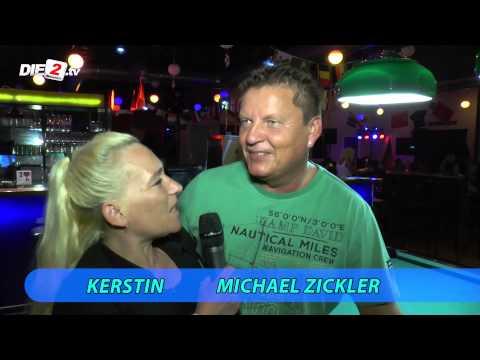 Michael Zickler flüchtet erfolglos vor DieZwei.tv