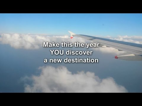 Make this the year YOU discover a new destination - Watch online