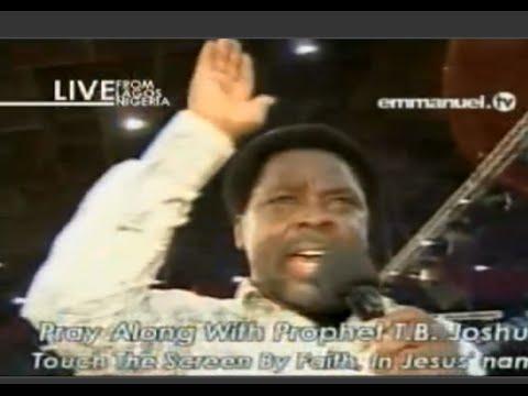 SCOAN 02/11/14: What's A Religious Spirit? Mass Prayer With TB Joshua. Emmanuel TV