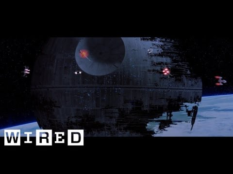 NASA Engineer Explains How To Build A Death Star