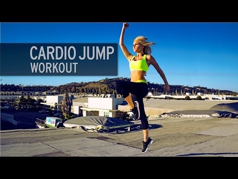 XHIT: The Cardio Jump Workout