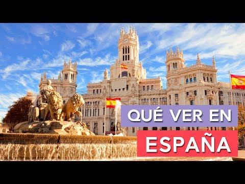 Qué ver en España 🇪🇸   10 Lugares imprescindibles