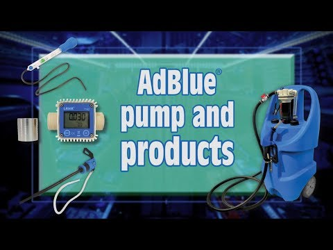 AdBlue Pump and Products