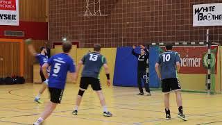 Handball Landesliga Hannover 2017/18: TV 87 Stadtoldendorf - Hannoverscher SC 13.12.2017
