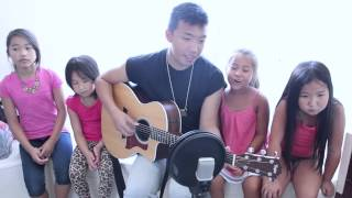 """Here is an acoustic cover of the single by Jessie J """"Flashlight"""". My little nieces and cousins wanted to make a video so here it is. Hope you all enjoy! Don't forget to leave a comment, like, and subscribe. =D ******FOLLOW ME******instagram: @officialjohnnylotwitter: @johnnylomusicPeriscope: @itsjohnnylohttp://www.Facebook.com/johnnylomusichttp://www.youtube.com/jlaujmusic"""