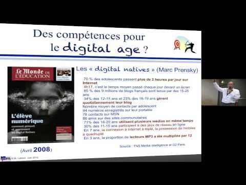 Apprendre et enseigner à l'ère numérique