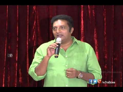 Prakash Raj speech at Cheekati Rajyam first look launch