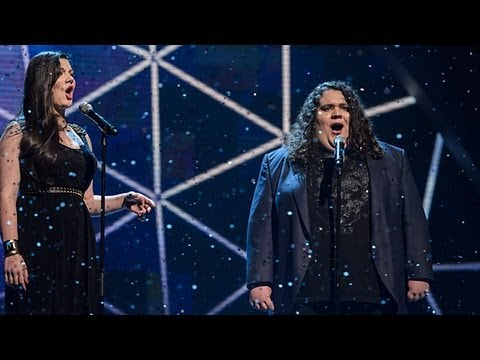 Jonathan and Charlotte – Britain's Got Talent 2012 Live Semi Final – UK version