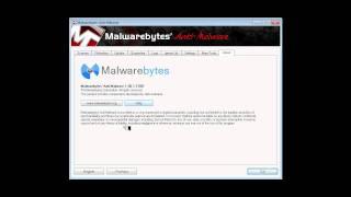 Демонстрация работы Malwarebytes' Anti-Malware