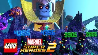 LEGO Marvel Super Heroes 2: Dark Dimension Battle Arena - Doctor Strange & Wong Vs Mordo & Dormammu