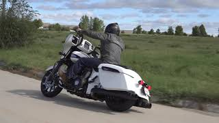 8. 2019 Indian Chieftain Dark Horse Review