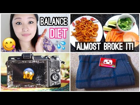 (Koseli Nepal Bata| My Balance Diet | Almost Broke My Camera + Cheap Duvet! - Day #138 - Duration: 11 minutes.)