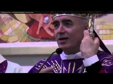 Mons. Staglianò sulle strade solitarie della pandemia predicatore e profeta della nuova 'Pop Theology'