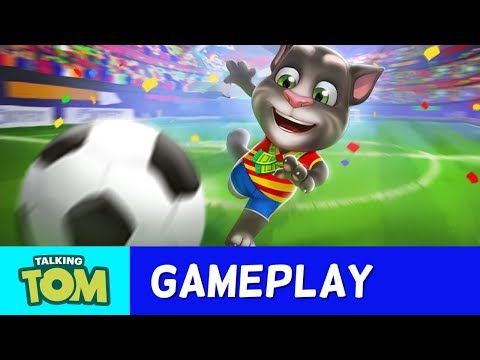 My Talking Tom – Football Fun (NEW UPDATE)