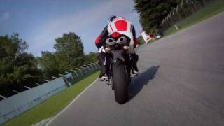 9. Ducati 848 EVO (Official Video)