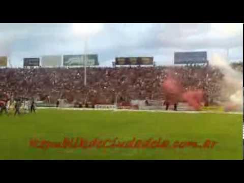Video - RpKdC - Recibimiento Hinchada San Martín de Tucumán contra Atlético Tucumán - La Banda del Camion - San Martín de Tucumán - Argentina