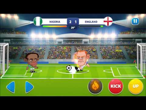 Video of Head Soccer - World Football