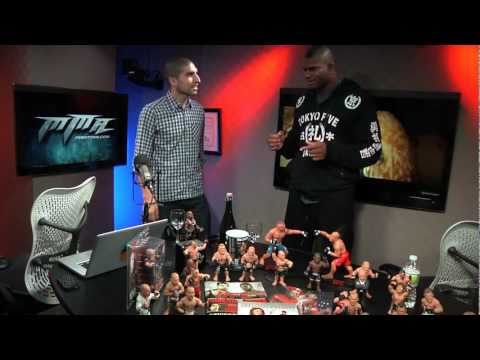 mixed martial arts videos mma blog featured  VIDEO: Alistair Overeem & Ariel Helwani Do The Dougie??? photo