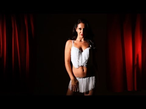burlesque dance - Watch more How to Dance Burlesque videos: http://www.howcast.com/videos/507566-How-to-Do-a-Classic-Showgirl-Striptease-Burlesque-Dance Learn some easy burles...